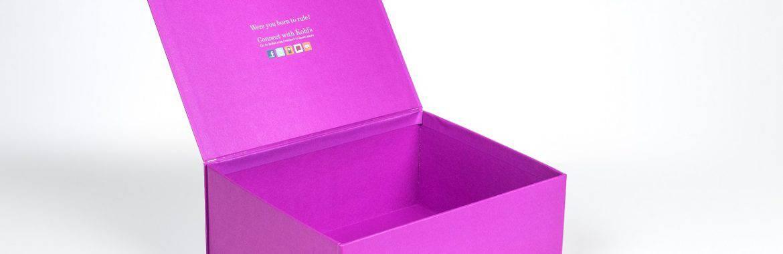 Princess Vera Wang Open Box