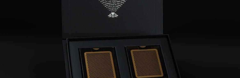 Stranger and Stranger Gift Box Open
