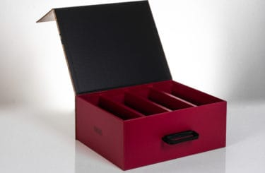 ACME Rigid Box with Magnetic Closure